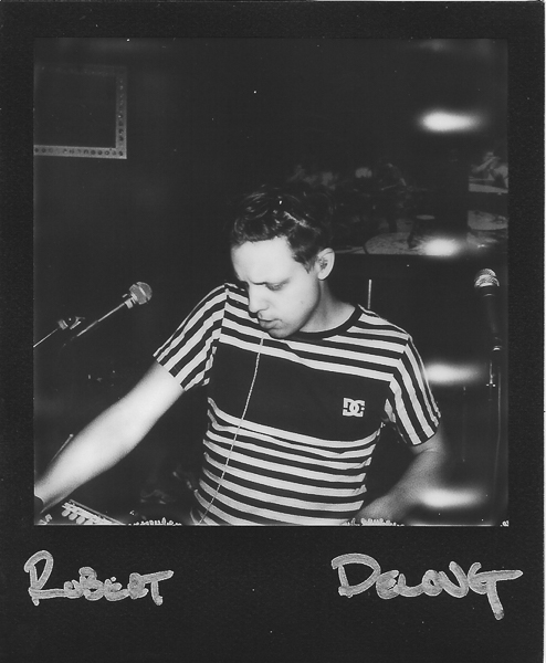 Robert Delong - Portrait
