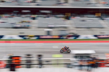 Third annual MotoGP at COTA in Austin, TX, USA on 12 April, 2015.