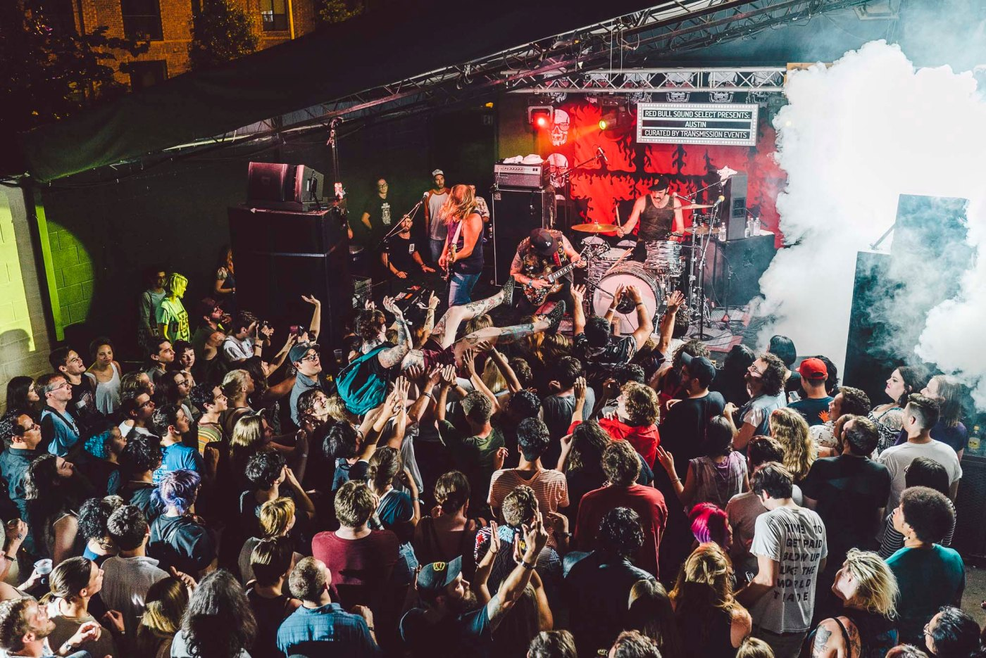 King Tuff performs at Red Bull Sound Select, in Austin, TX, USA, on 5 June, 2015.