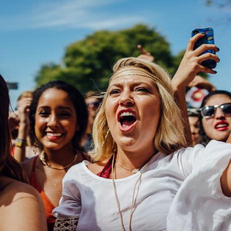 ACL Fest Fans