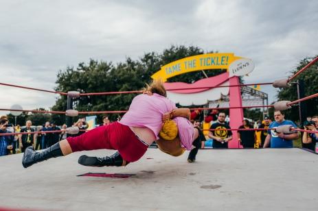 FFF 2015 - Wrestling