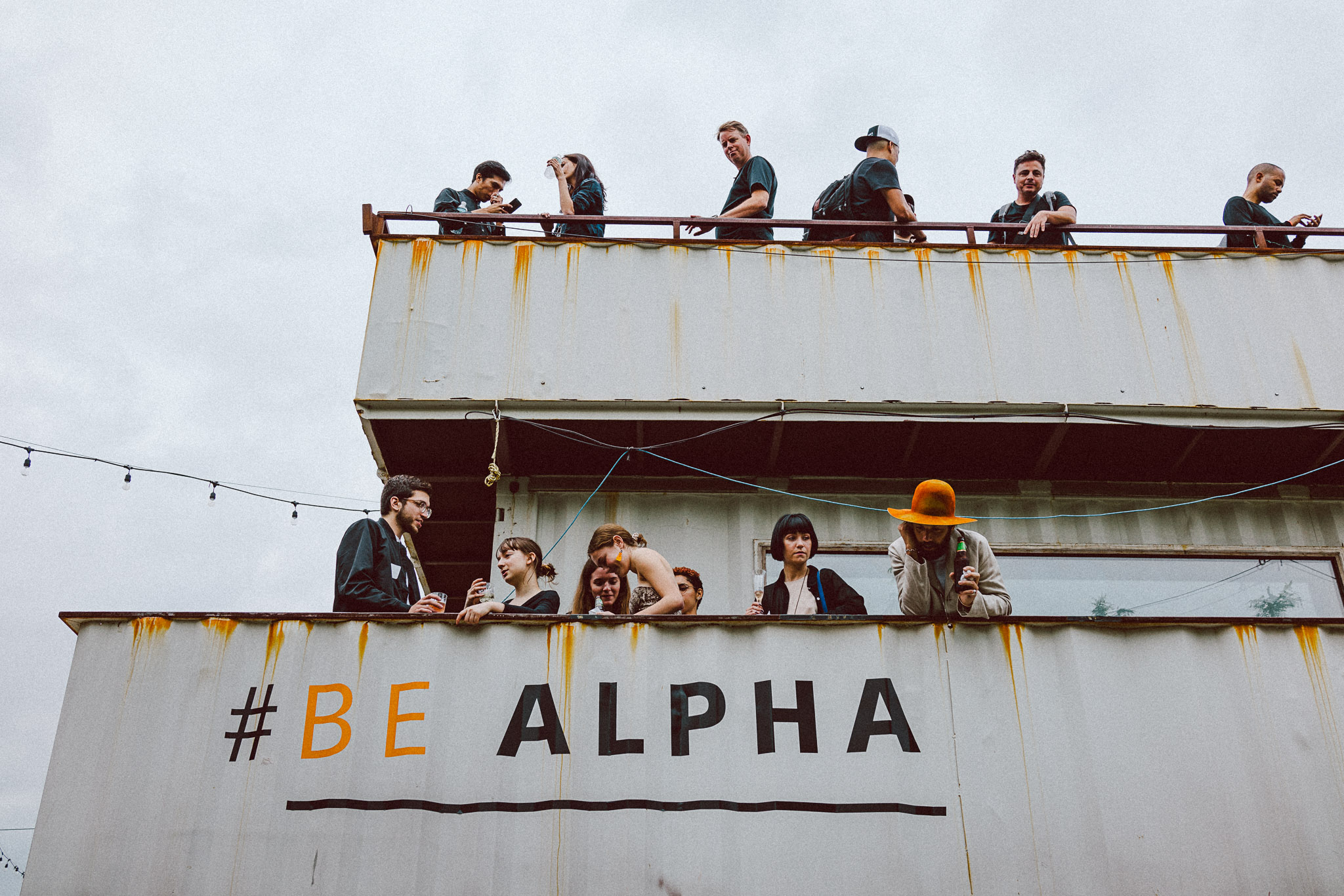 Be Alpha